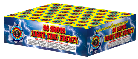 Image for Night Time Frenzy 96 shot