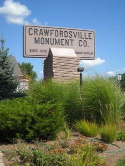 Crawfordsville Monument Company