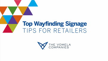 Image for Top Wayfinding Signage Tips for Retailers