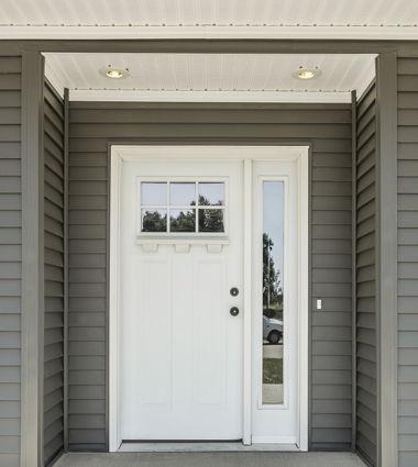 Craftsman 6 Lite Door