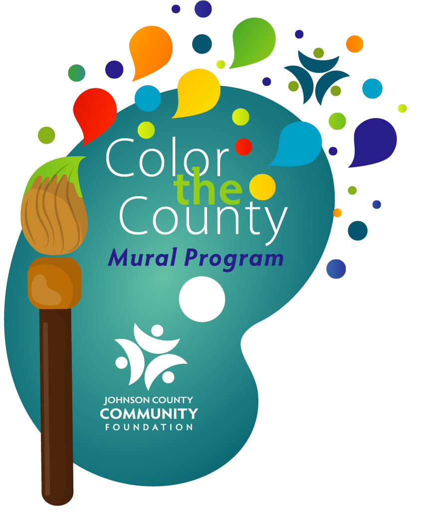 Color the County mural program