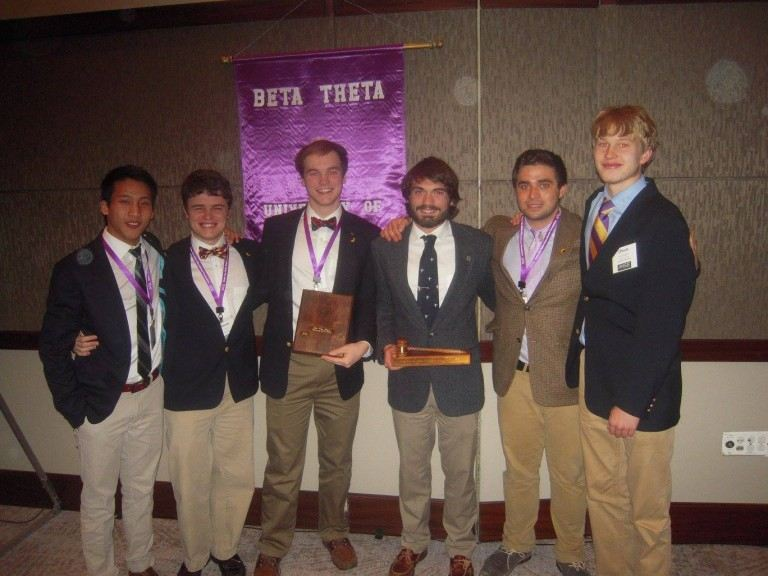 Beta Theta Chapter of Delta Tau Delta
