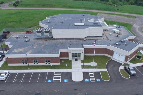 Image for Monroe County Sheriff's Office & Correctional Facility- Woodsfield, OH