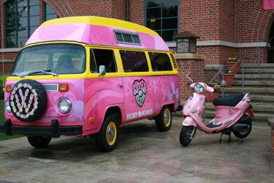 Promotional Van Wrap for Marketing