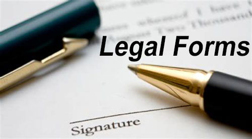 Image for Legal Forms