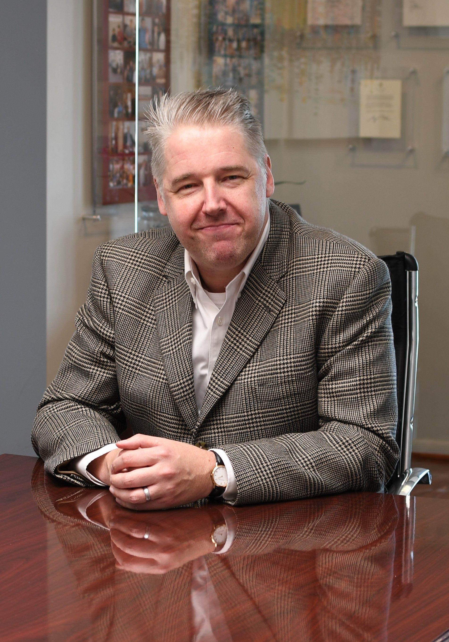 Michael McAuliffe