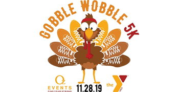 Image for 7th Annual YMCA Gobble Wobble 5K Walk/Run