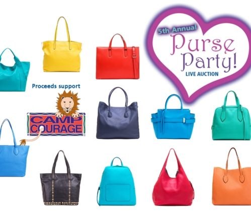 Image for Harbor Hospice Purse Party Auction