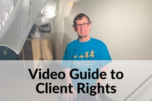 Image for Client Rights Video
