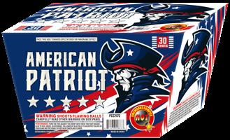 Image for American Patriot 30 Shot