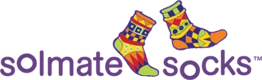 Logo for Solmate Socks