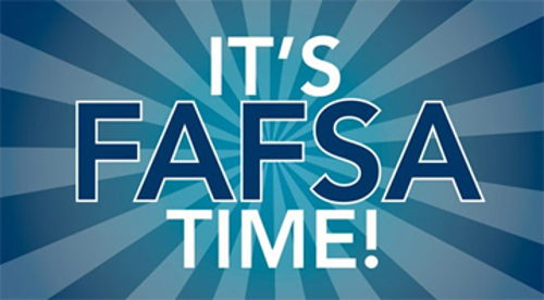 Image for File Your FAFSA