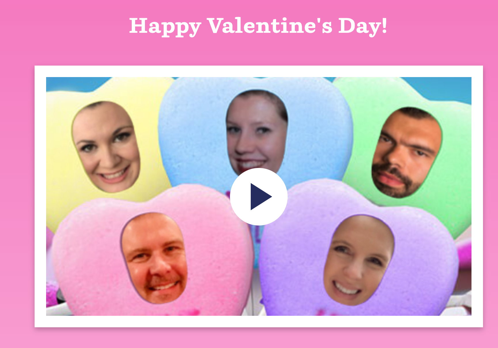 Happy Valentine's Day from Mojo Leadership