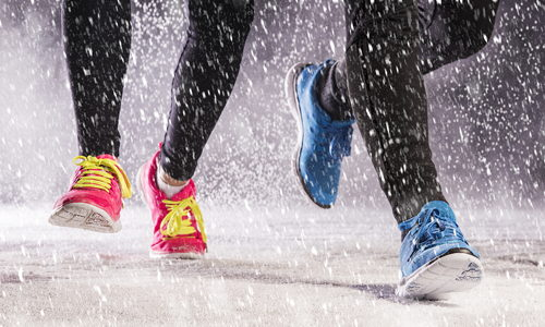 Image for Baby, It's Cold Outside: Winter Running Tips