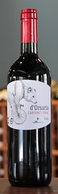 D'OrsariaCabernet Franc