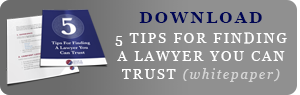 5 tips for finding a lawyer you can trust infographic CTA