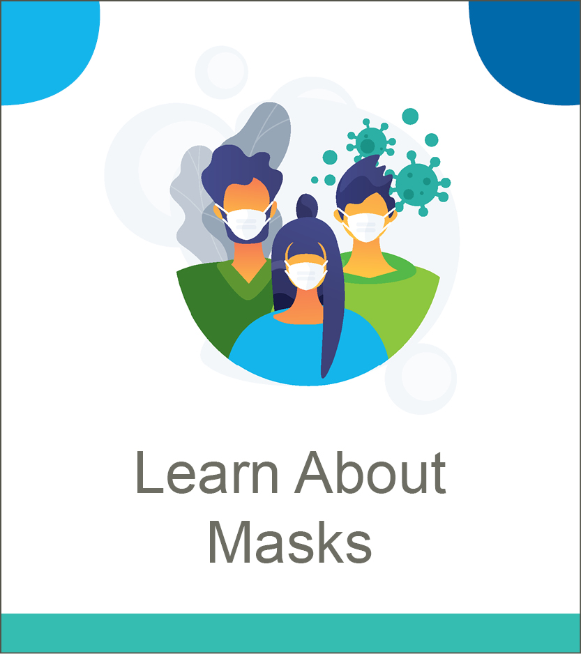 Learn About Masks Image