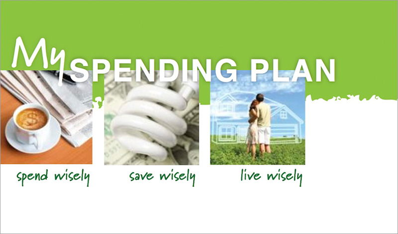 Image for Personal Spending Plan