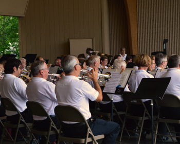 Greater Greenwood Community Band Festival