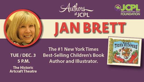 Children's Author Jan Brett