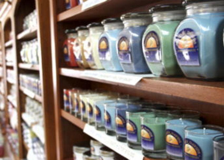 Middle Davids Artisan Candles