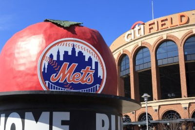 Home of the New York Mets