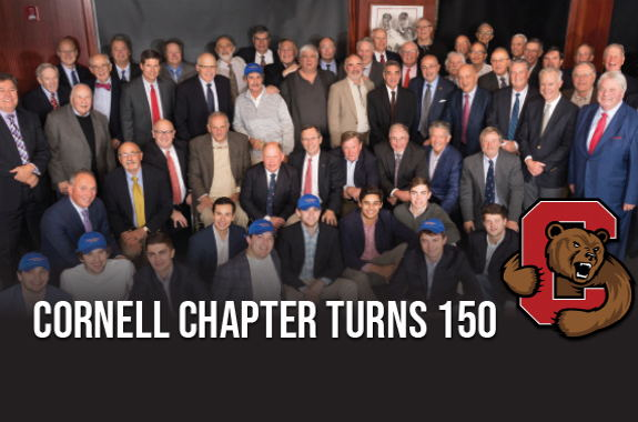 Image for Cornell Chapter Turns 150