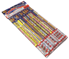 Image for Candle Mania Roman Candle Assortment