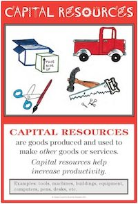 consumer goods vs capital goods examples