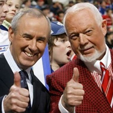 Image for 'Every Saturday, I'm excited:' Don Cherry says he'll be back on Coach's Corner next season