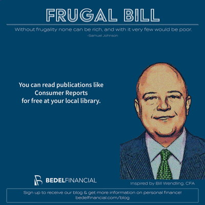 Image for Frugal Bill - Magazines