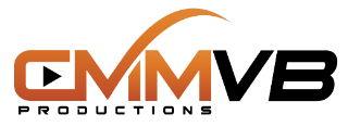 CMM Productions Logo