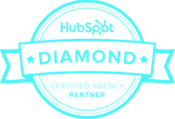 Image of HubSpot Diamond Partner's Logo