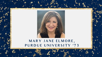 Image for Woman of Distinction - Mary Jane Elmore