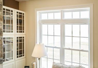 Window with Transom