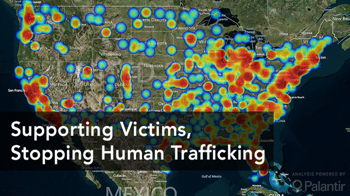 Supporting Victims, Stopping Human Trafficking