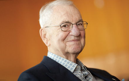 Image for Lee Iacocca '45, Business Icon and a 'Great Son of Lehigh,' Dies at 94
