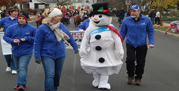 Image for Christmas in Pendleton Parade
