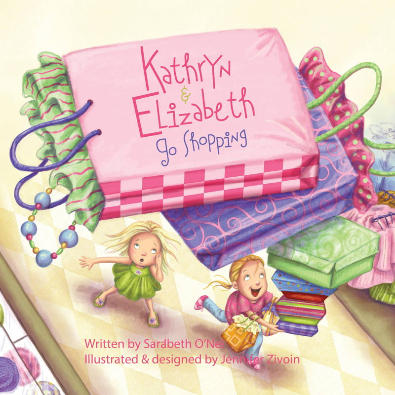 Image for Kathryn & Elizabeth Go Shopping