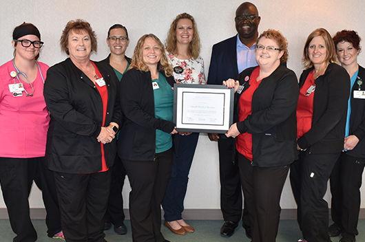 DeKalb Health Medical Group Awarded Exemplary Status BY GLPTN