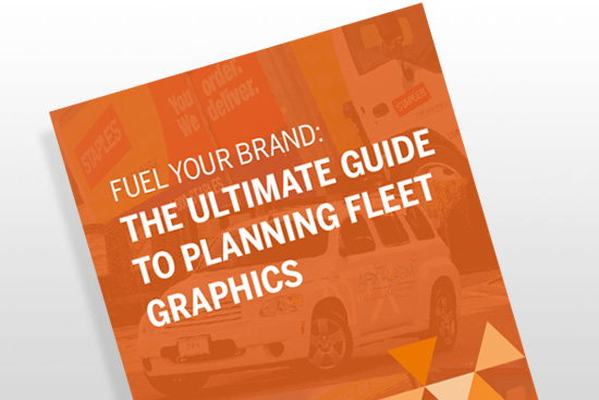 The Ultimate Guide to Planning Fleet Graphics