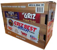 Image of Griz Best Artillery Assortment