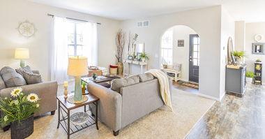 LaPorte Model 3 Livingroom