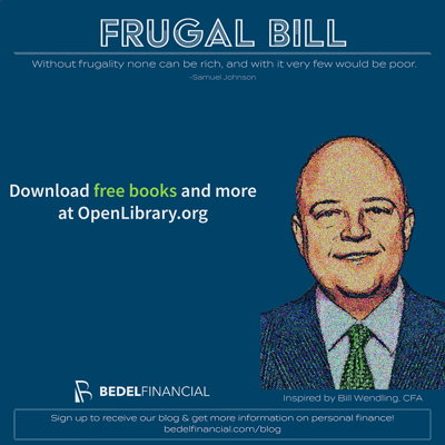 Image for Frugal Bill - Open Library