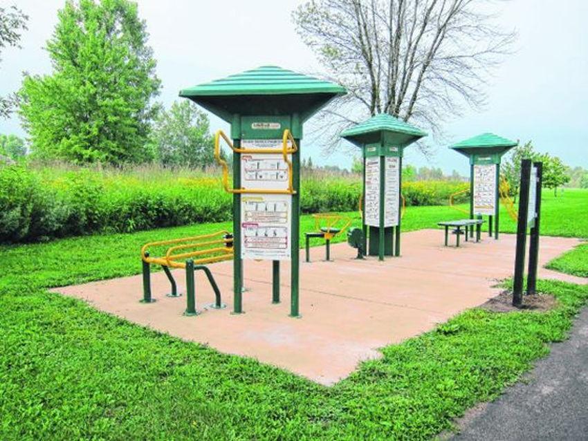 Blue Heron Park Disc Golf Course
