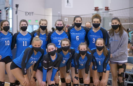 Image for 17s Close the Season Finishing 11th at AAU Nationals