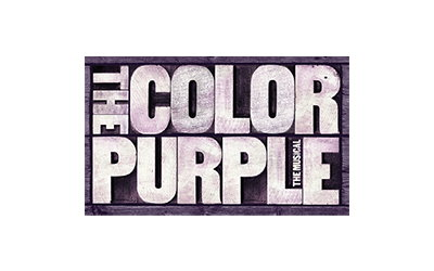 Logo for The Color Purple