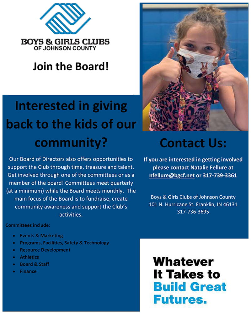 Boys and Girls Club of Johnson County
