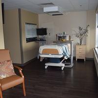 Med Surg Patient Room