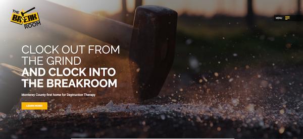 The Break Room Homepage